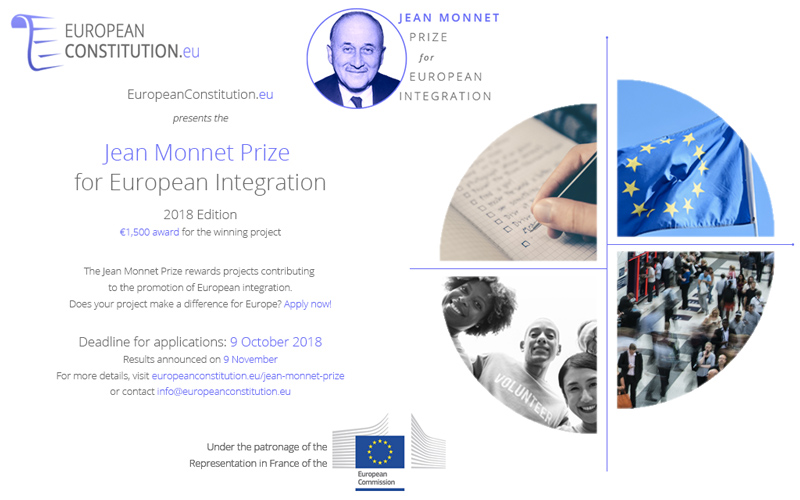 Jean Monnet Call for Applications