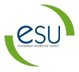 European Students' Union Logo