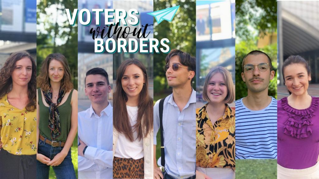 Voters Without Borders, third place of the Jean Monnet Prize 2020